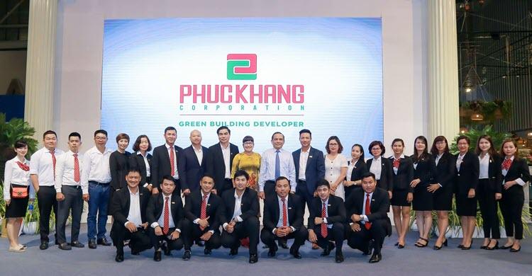 PHUC KHANG CORPORATION  ĐƯỢC VINH DANH TOP 10 NHÀ PHÁT TRIỂN BẤT ĐỘNG SẢN  HÀNG ĐẦU VIÊT NAM 2018 - BCI ASIA AWARDS 2018