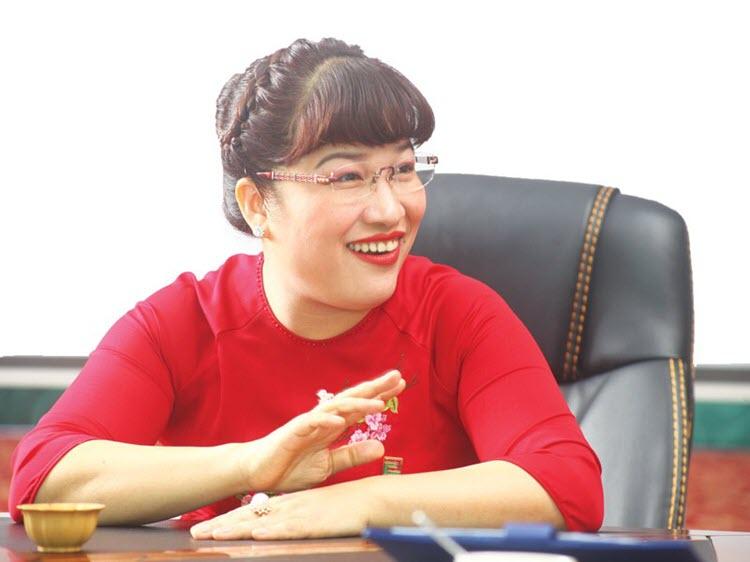 CEO PHUC KHANG CORPORATION LƯU THỊ THANH MẪU HÀNH TRÌNH ĐI TÌM SỰ KHÁC BIỆT