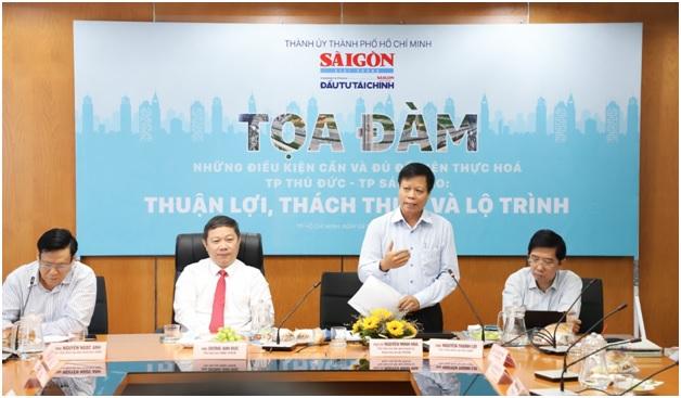 CEO PHUC KHANG CORP VÀ NHỮNG KỲ VỌNG TRONG ĐỀ ÁN THÀNH LẬP THÀNH PHỐ THỦ ĐỨC