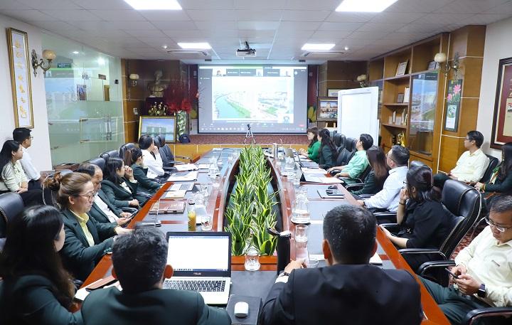 """Phuc Khang tham gia hội thảo trực tuyến """"TẦM NHÌN CỦA VIỆT NAM VỀ PHÁT TRIỂN BỀN VỮNG"""""""